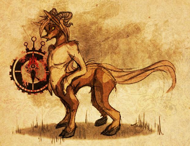 Centaur by Rhavencroft