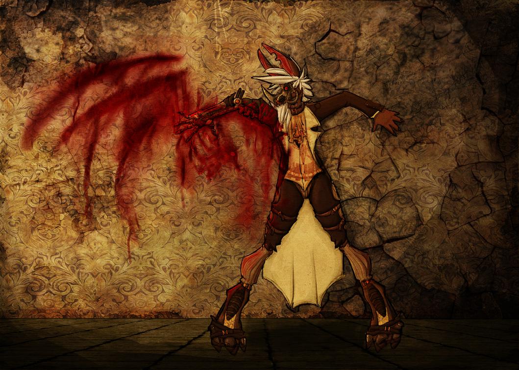 Blood Angel by Rhavencroft