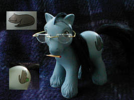 Custom Shigure My Little Pony by Mizaya