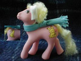 Custom Momiji My Little Pony by Mizaya