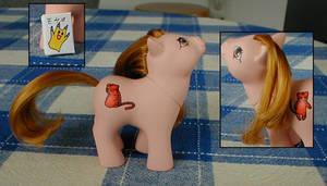 My Little Pony- Kisa Sohma by Mizaya