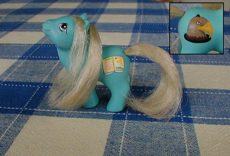 My Little Pony - Luna Lovegood by Mizaya