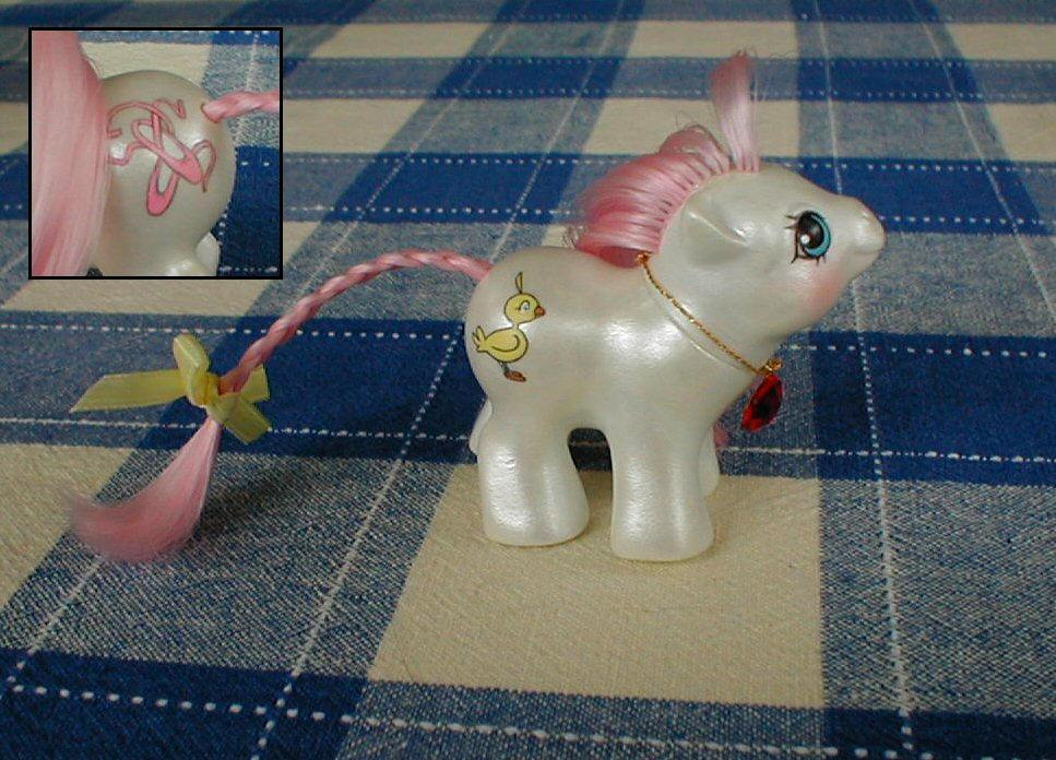 My Little Pony - Ahiru, PTT by Mizaya