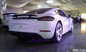 The 718 Cayman S