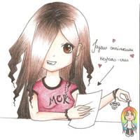 - Happy Birthday Keytaro - by AmbreAkasora