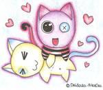 - Kawaii Kitties -
