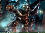 Bioshock 2 Windows 7 Theme