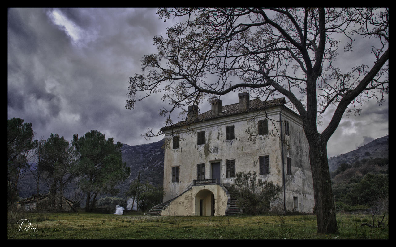 Image in corsica maison qui fait de la peur for Chambre qui fait peur