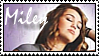 Miley Stamp by HappyStamp
