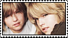 Sprouse Twins stamp by HappyStamp