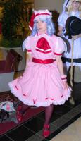 Anime USA 2015 Remilia Scarlet Cosplay