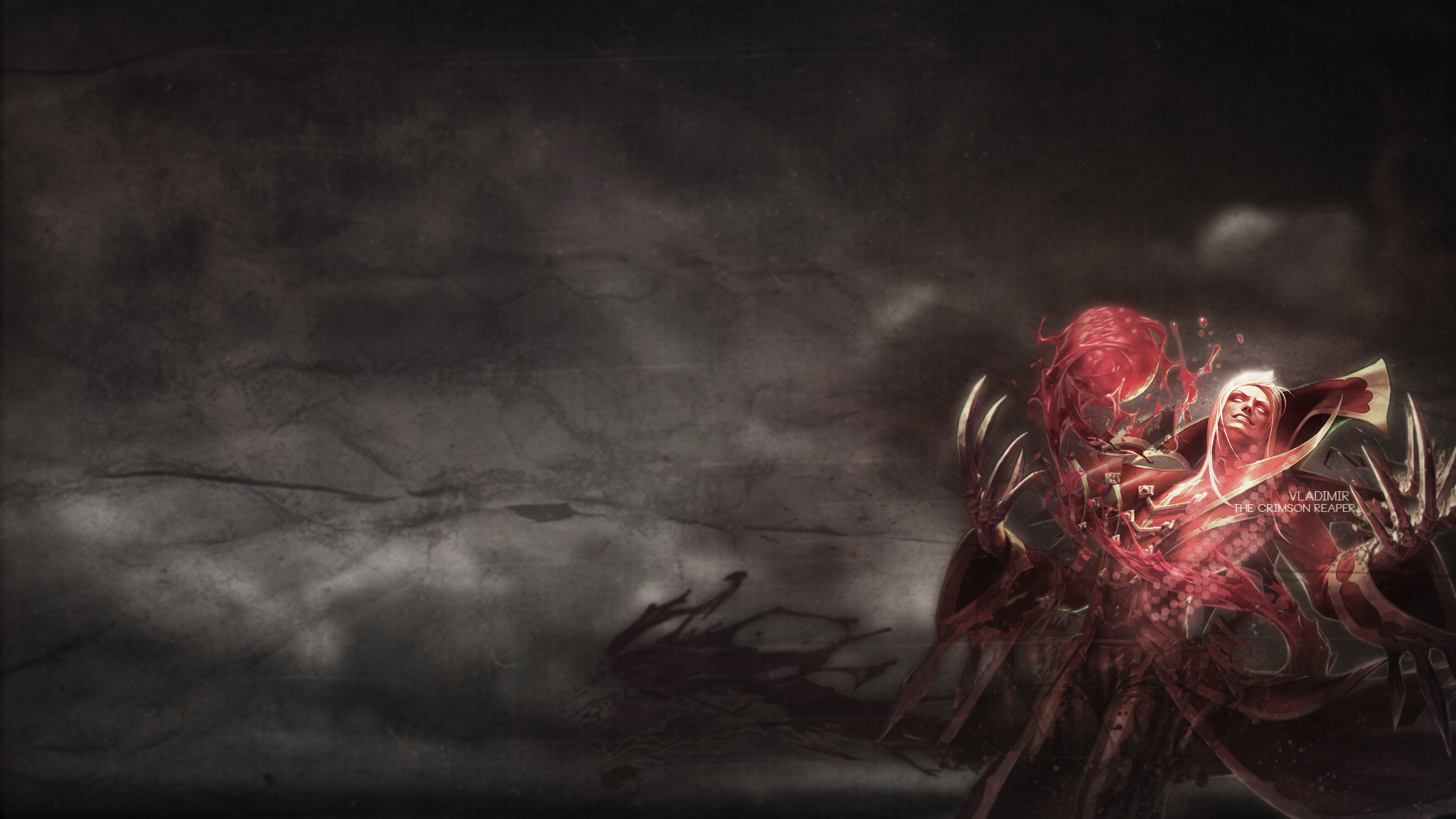 Vladimir the Crimson Reaper by ChenWei91