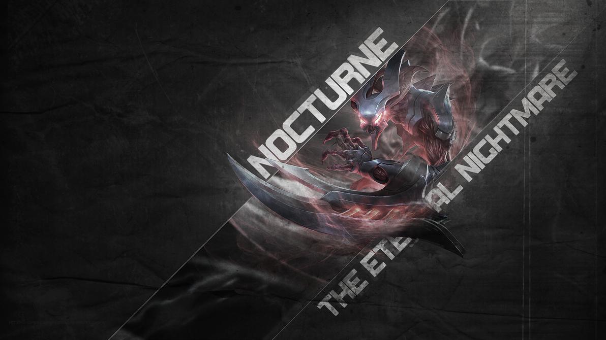 Nocturne the Eternal Nightmare  updated  by ChenWei91Eternum Nocturne Render