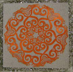 Kaleidoscope Snowflake