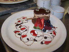 Chocolate Mousse by BluestOfBirds