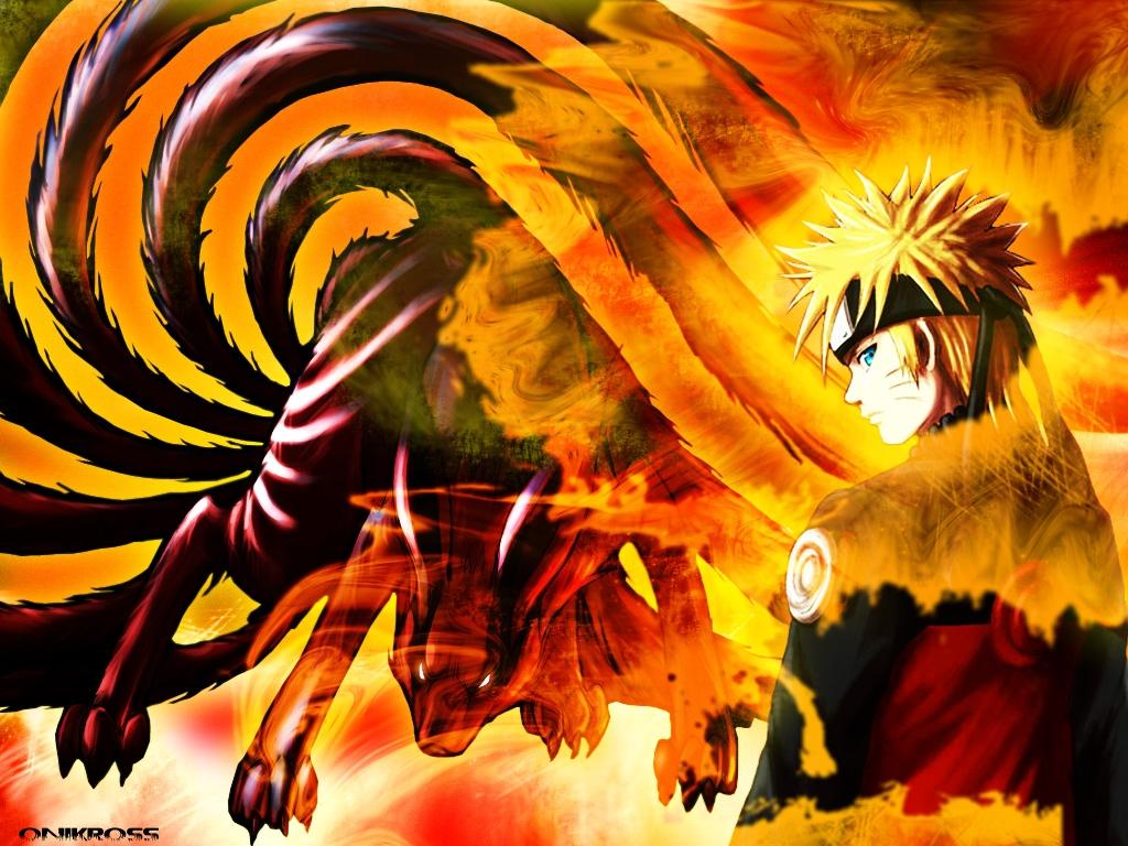 Naruto Kyubi wallpaper