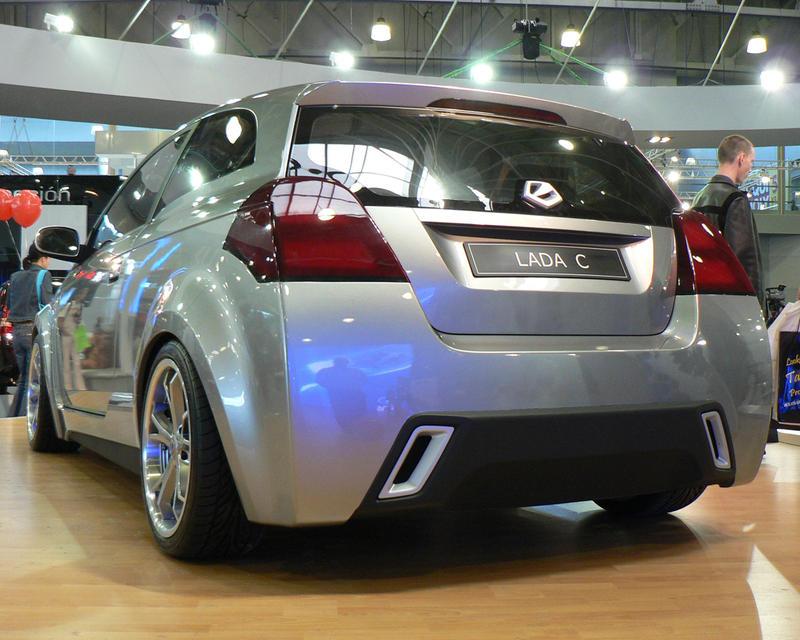 Lada C Concept 2 By Rusrayden On Deviantart