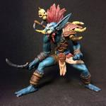 Vol'jin, Warcraft