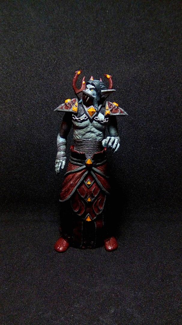 Prince Keleseth, San'layn