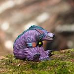 Druid bear sculpture World Of Warcraft