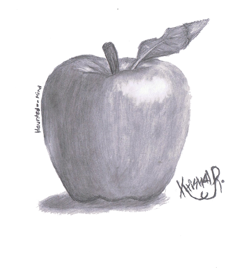 Sketch Apple Chelss Chapman