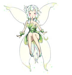 Orchid Fairy