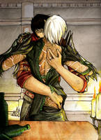 Dragon Age - Hold me