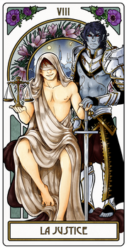 OC - VIII - La Justice
