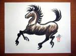 Chinese Horse 2