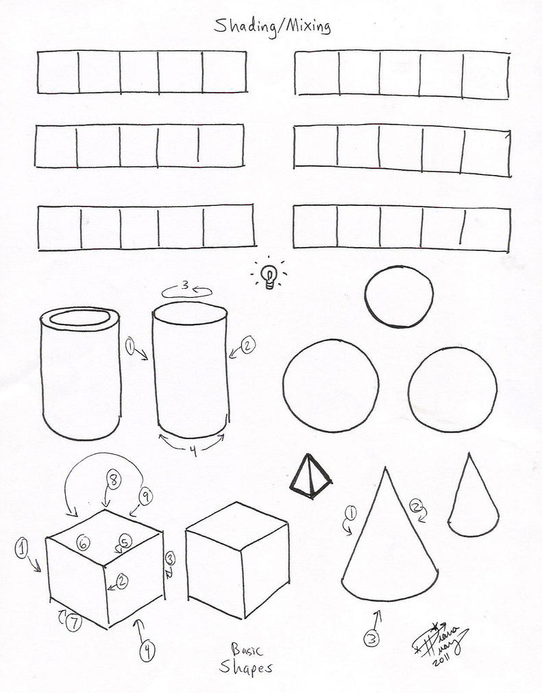 worksheet Shading Worksheet shading mixing worksheet p1 by diana huang on deviantart huang