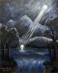 Moon Spirit Descends
