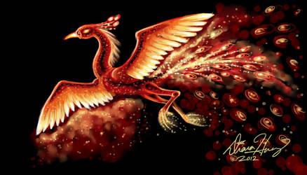 Phoenix Creates the Universe