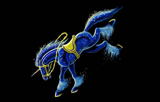 Blue Star Kicker