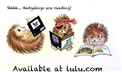 Hedgehog Ad