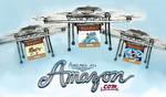 Original Amazon Drones Ad