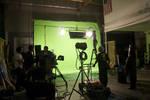 Greenscreen Setup 2009