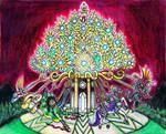 Tree of Life Carousel