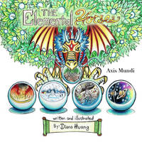 Axis Mundi Official Book Cover by Diana-Huang