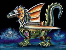AstroDragon Rayzer