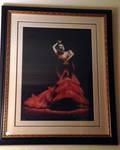 Flamenco Dancer by Diana-Huang