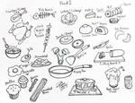 Draw Food 2