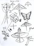 Draw Design a Kite
