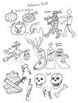 Draw Halloween