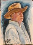Watercolor Portrait 2-3-18