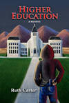 Higher Education Novel Bookcover by Diana-Huang