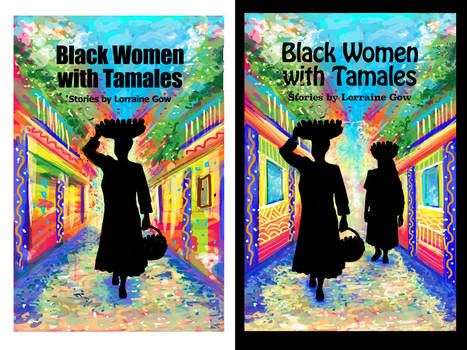 Black Women with Tamales WIP