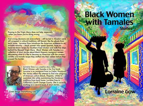 Black Women with Tamales WIP