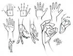 Draw Hands 1 revisions
