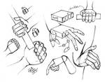 Draw Hands 2 revisions