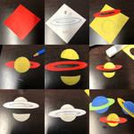 Make Paper Planets